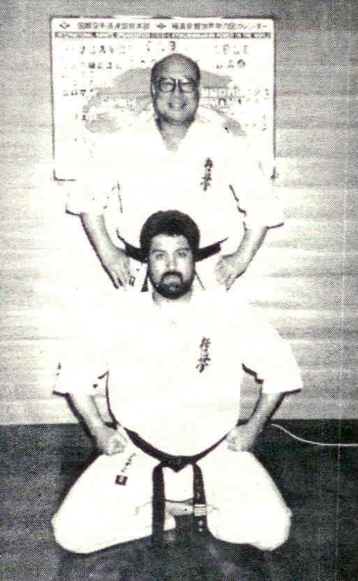 کیوکوشین کاراته ماتسوشیما قاین
